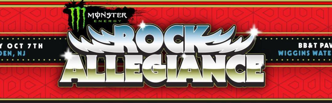 Rock Allegiance – Camden, NJ